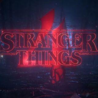 Stranger Things 4!!!