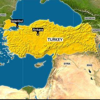 Kupforsøg i Natolandet Tyrkiet - 16. juli 2016