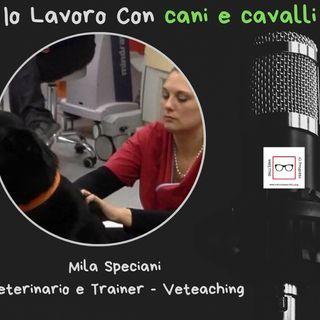 #12 Storie di professioniste coraggiose con Mila Spaeciani