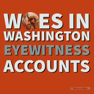 WOES in WASHINGTON -Eye Witnesses Jan 7, 2021