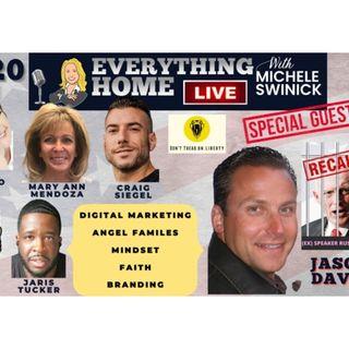 220 LIVE: Digital Marketing, Angel Families, Mindset, Faith, Branding, Liberty