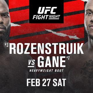 Preview Of UFC Vegas 20 Headlined By Jairzinho Rosenstruik Vs Ciryl Gane