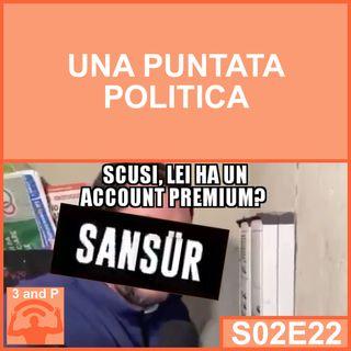 S02E22 - Un episodio politico