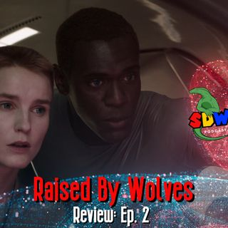 Raised By Wolves - Review: Ep. 3