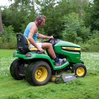 Wonder of the garden tractor