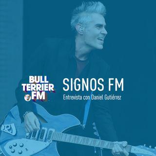 SignosFM con Daniel Gutiérrez