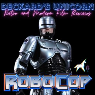 ROBOCOP (1987) Part 1 - Film Review