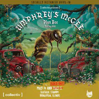 Umphreys McGee Live at SeatGeek Stadium on 2021-05-14