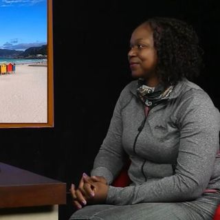 Child Protection Week - Lorraine Moko