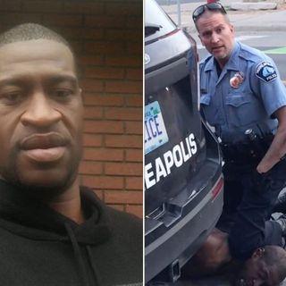 Afroamericano ucciso: proteste davanti alla Casa Bianca