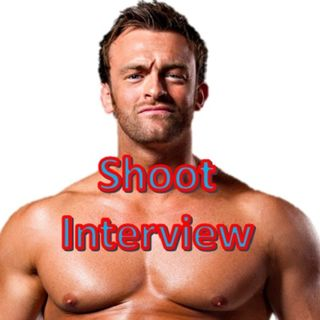 """Magnus"" Nick Aldis Shoot Interview Part 2"