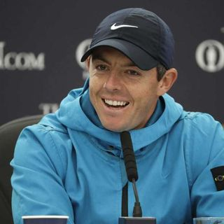 FOL Press Conference Show-Wed July 17 (The Open-Rory McIlroy)