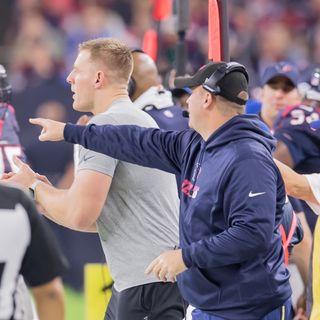 Bill O'Brien Post Game Press Conference Texans vs Raiders Victory