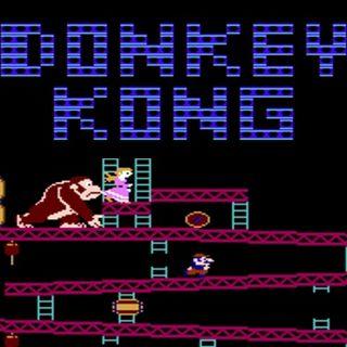 17: Donkey Kong