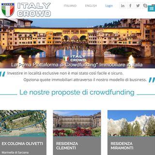 Episodio 17 : Italy-crowd.com raccogliere fondi per migliorare l'Italia
