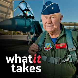 Chuck Yeager: The Right Stuff