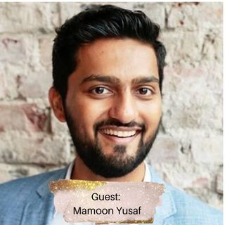 Episode 7 - Mamoon Yusaf on becoming master of your thoughts and feelings