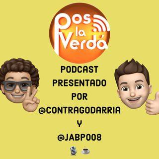 #PosLaVerda 13 de Septiembre, un Cafe con @ContraGodarria y @JABP008