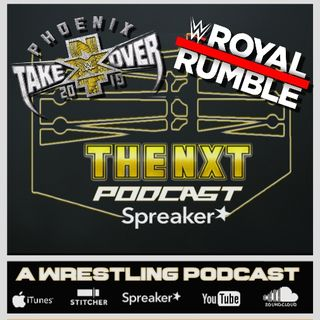 "TheNXT Podcast - Episode #13 ""UpNXT: Phoenix"""