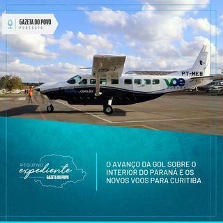 Pequeno Expediente #87: expectativas, desafios e efeitos do aumento no número de voos no Paraná