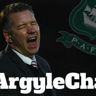 Darren Ferguson's extraordinary outburst following draw with Plymouth Argyle