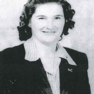 Mary Jane Croft Van Gilder