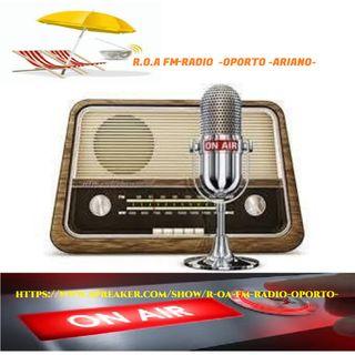 RADIO OPORTO ARIANO FM DIRETTA LIVE R.OA. UNA ESTATE INSIEME CON WALTER OPORTO