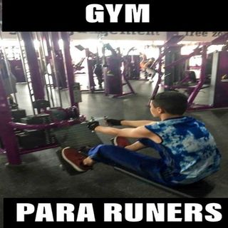 Solo Running PR Episodio 26: Como Integrar Gym en la Rutina de Running