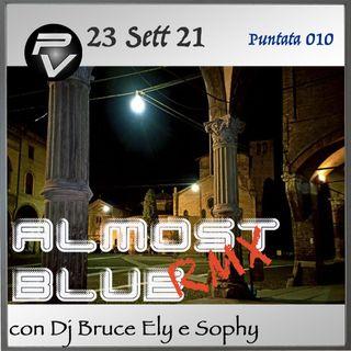 Almost Blue RMX Puntata 010 del 23/09/21