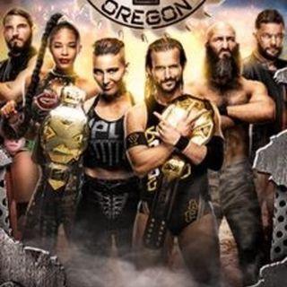 NXT Takeover: Portland Review/Recap