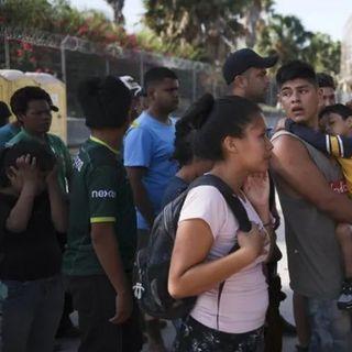 Rescatan a 146 migrantes en Coatzacoalcos