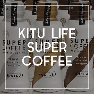 39 Millennial Food Founders Create Specialty RTD Super Coffee Brand KITU Life