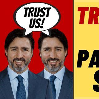 TRUDEAU'S VACCINE PASSPORT POLITICAL PLAY