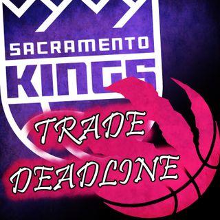 Sacramento Kings / Toronto Raptors Mob's Trade Deadline