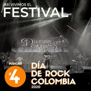 EP 4 | Así Vivimos el Día de Rock Colombia 2020