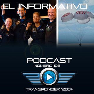 Resumen Informativo 25 | septiembre | 2021 – Podcast 102