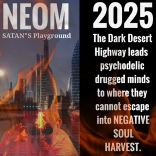 NEOM 2025 will Pope Francis live to celebrate NEOM Tower.
