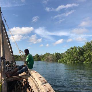 KENYA: ENJOY THE SENSE in barca a vela per Lamu