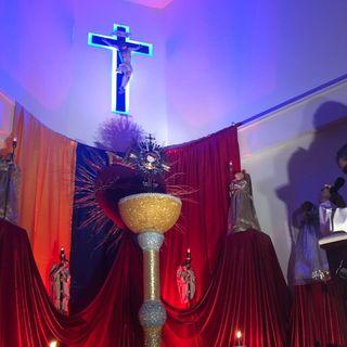 Solemnidad del Sagrado Corazón de Jesús.