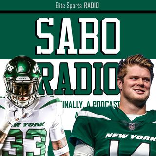 Sabo Radio: The New York Jets Hype Train Needs To Slow Down