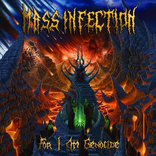 Mass Infection - Beholding the Throne