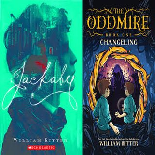 Episode 7: Jackaby and Oddmire Series