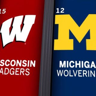Go B1G or Go Home: Week 7 Preview Mich-Wisc and More