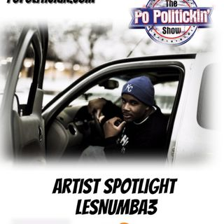 Artist Spotlight -  LesNumba3 | @LesNumba3