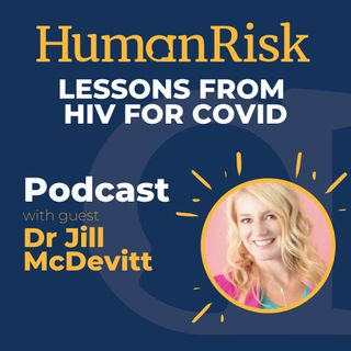 Sexologist Dr Jill McDevitt on what preventing HIV can teach us about preventing COVID