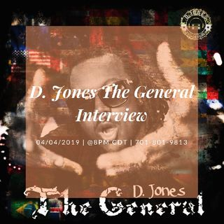 D. Jones The General Interview.