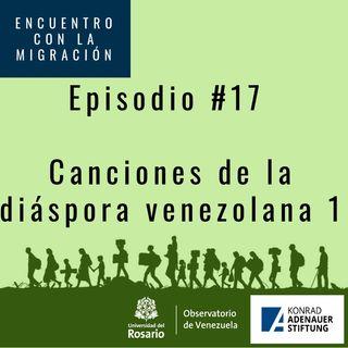 Canciones de la diáspora venezolana 1