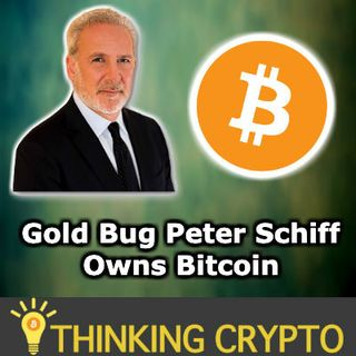 GOLD BUG PETER SCHIFF OWNS BITCOIN - BrewDog Crypto CrowdFunding - Craig Wright Falsified Docs - Venezuela Petro