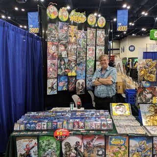 Comicpalooza 2019 - Charmy's Army