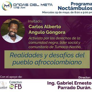 Carlos Alberto Angulo - Realidades y desafíos del pueblo afrocolombiano
